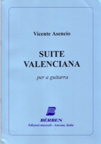 Suite Valenciana (Gilardino) available at Guitar Notes.