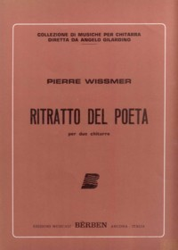 Ritratto del Poeta available at Guitar Notes.