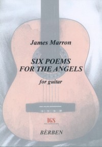 Six Poems for the Angels available at Guitar Notes.