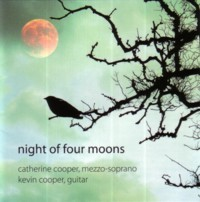 Night of Four Moons  available at Guitar Notes.