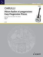 Easy Progressive Pieces, op.120(Munk) available at Guitar Notes.