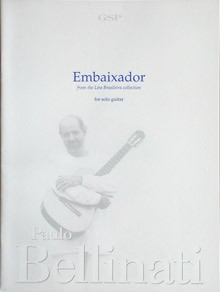 Embaixador, maracutu available at Guitar Notes.