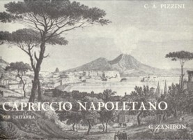 Capriccio napoletano(D'Amario) available at Guitar Notes.