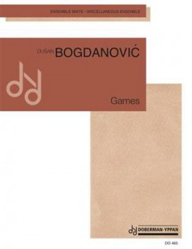 Games [Mezzo/Gtr/Afl(Picc)/Db/2Perc] available at Guitar Notes.