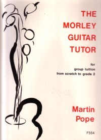 The Morley Guitar Tutor available at Guitar Notes.