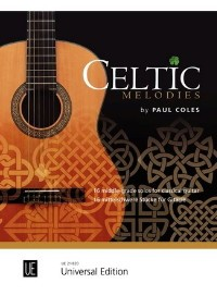 Celtic Melodies available at Guitar Notes.