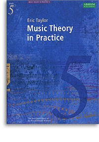 Music Theory in Practice, Grade 5(Taylor) available at Guitar Notes.