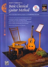 Basic Classical Guitar Method, Book 2 available at Guitar Notes.
