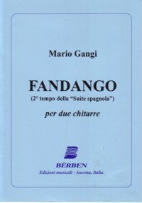 Fandango [Suite Spagnola] available at Guitar Notes.