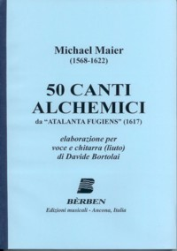 50 Canti Alchemici(Bortolai) available at Guitar Notes.