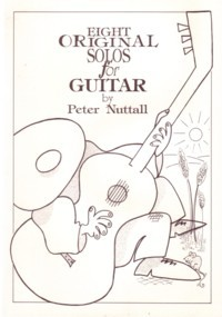 Eight Original Solos available at Guitar Notes.