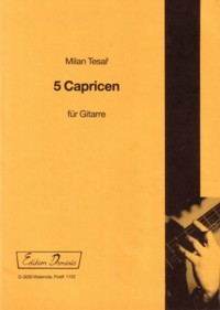 5 Capricen available at Guitar Notes.