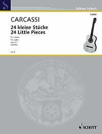 24 Little Pieces, op.21(Dahlke) available at Guitar Notes.