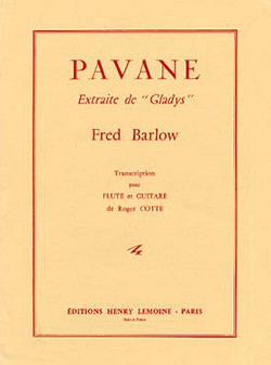 Pavane(Cotte) available at Guitar Notes.