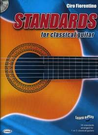 Standards for Classical Guitar available at Guitar Notes.