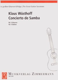 Concierto de Samba available at Guitar Notes.