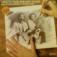 Virtuoso Music for Two Guitars available at Guitar Notes.