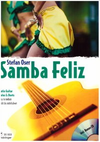 Samba Feliz available at Guitar Notes.