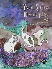 10 chats pitres, vol.2 available at Guitar Notes.