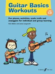 Guitar Basics Workouts [BCD] available at Guitar Notes.