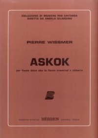 Askok available at Guitar Notes.