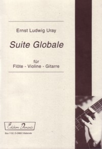 Suite Globale [Fl/Vn/Gtr] available at Guitar Notes.