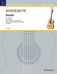 Rondo (Schader) available at Guitar Notes.