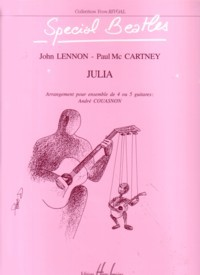 Julia(Couasnon) [4/5gtr] available at Guitar Notes.
