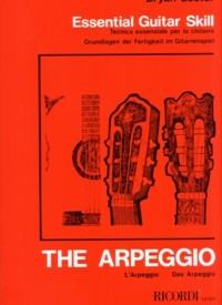 Essental Guitar Skills:The Arpeggio available at Guitar Notes.