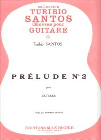 Prelude no.2 available at Guitar Notes.