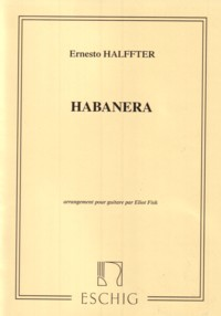 Habanera(Fisk) available at Guitar Notes.