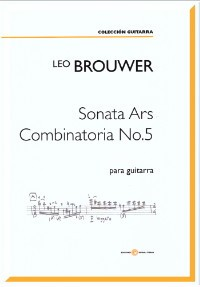 Sonata Ars Combinatoria No.5 available at Guitar Notes.
