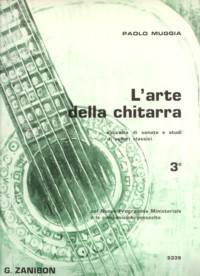 L'Arte della chitarra, Vol.3 available at Guitar Notes.
