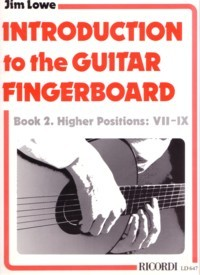 Introduction to the Guitar Fingerboard, Book 2 available at Guitar Notes.