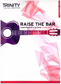 Raise the Bar: Grades 6-8 available at Guitar Notes.