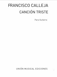Cancion Triste available at Guitar Notes.