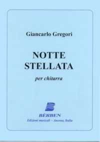 Notte Stellata available at Guitar Notes.