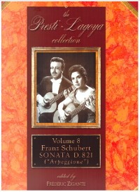 Presti-Lagoya Collection: Vol.8 Schubert available at Guitar Notes.