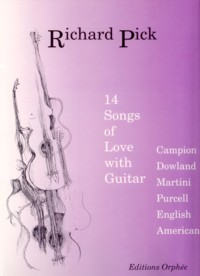 14 Songs of Love available at Guitar Notes.