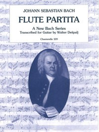 Flute Partita, BWV1013(Despalj) available at Guitar Notes.