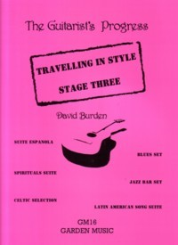 Travelling in Style, Stage 3 available at Guitar Notes.