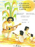 Chansons et Danses d'Amerique Latine: Vol.A available at Guitar Notes.