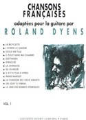 Chansons francaises, Vol.1(Dyens) available at Guitar Notes.