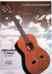Preludio y Vals available at Guitar Notes.