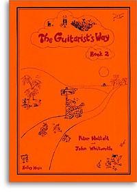 The Guitarist's Way, Book 2 available at Guitar Notes.
