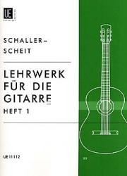 Lehrwerk fur die Gitarre, Vol.1 available at Guitar Notes.