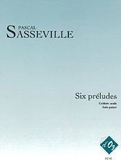 Six Preludes available at Guitar Notes.