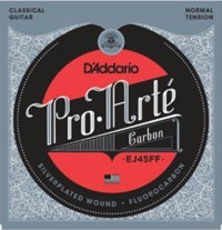 Pro Arte: EJ45FF Carbon/Normal Tension available at Guitar Notes.