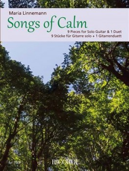Songs of Calm available at Guitar Notes.