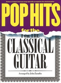 Pop Hits for Classical Guitar available at Guitar Notes.